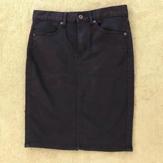 GU - GU タイトスカート ブラック