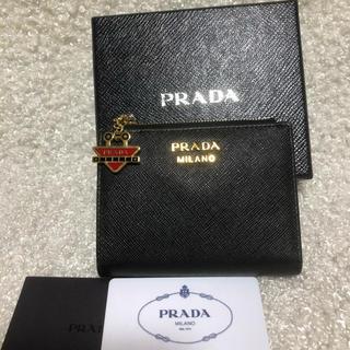 PRADA - PRADA プラダ コンパクト 財布