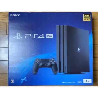 PlayStation4 - 超美品 PS4 pro 本体 CUH-7200 付属品完備