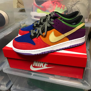 ナイキ(NIKE)のNIKE SB DUNK LOW SP VIOTECH 27.5cm(スニーカー)