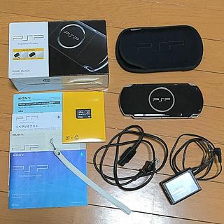 PlayStation Portable - SONY PlayStationPortable PSP-3000 KPB