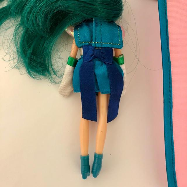 セーラームーン(セーラームーン)の美品 ドリームポケット セーラームーン 人形 ネプチューン ミニコレクション エンタメ/ホビーのフィギュア(アニメ/ゲーム)の商品写真