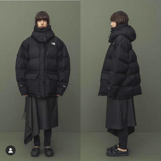 ハイク(HYKE)のHYKE × THE NORTH FACE  WS BIG Down jaket(ダウンジャケット)