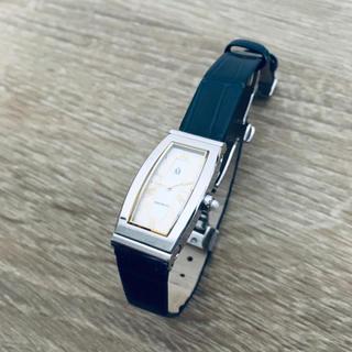 ミキモト(MIKIMOTO)のジュエリーウォッチ(ケース・備品付き)(腕時計)