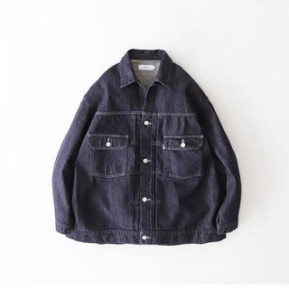 COMOLI - graphpaper 20ss colorfast denim jacket