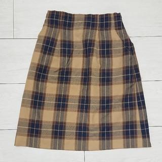 テチチ(Techichi)のチェックタイトスカート Techichi TERASSE(ひざ丈スカート)