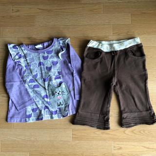 エニィファム(anyFAM)の90サイズ  女の子セット(Tシャツ/カットソー)