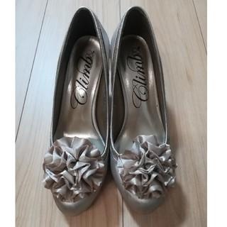 靴(22.5cm)(ハイヒール/パンプス)