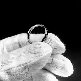 磁気マグネットリング #8 メンズ(リング(指輪))