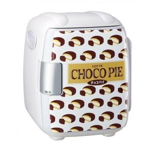 TWINBIRD - アンミカ監修 チョコパイ ミニ冷蔵庫 温冷蔵庫 HR-DB06 TWINBIRD