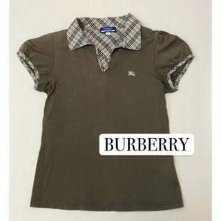 BURBERRY - バーバリー ポロシャツ 38