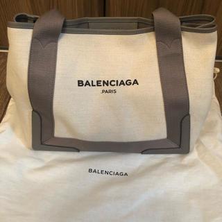 バレンシアガバッグ(BALENCIAGA BAG)のバレンシアガ トート グレー(トートバッグ)