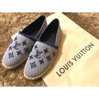 LOUIS VUITTON - ルイヴィトン モノグラム スリッポン 新品未使用品