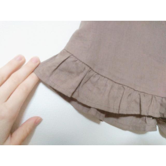 one after another NICE CLAUP(ワンアフターアナザーナイスクラップ)のnicra ショートパンツ レディースのパンツ(ショートパンツ)の商品写真