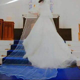 ウエディングベール ロング(ウェディングドレス)