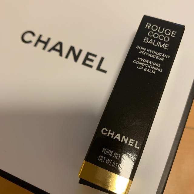 CHANEL(シャネル)のCHANEL ルージュ ココ ボーム コスメ/美容のスキンケア/基礎化粧品(リップケア/リップクリーム)の商品写真