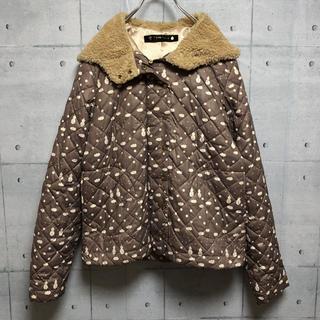フランシュリッペ(franche lippee)のフランシュリッペ 雪だるま ジャンパー ジャケット コート(ダウンジャケット)