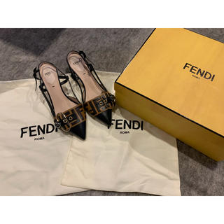 FENDI - fendi ヒール