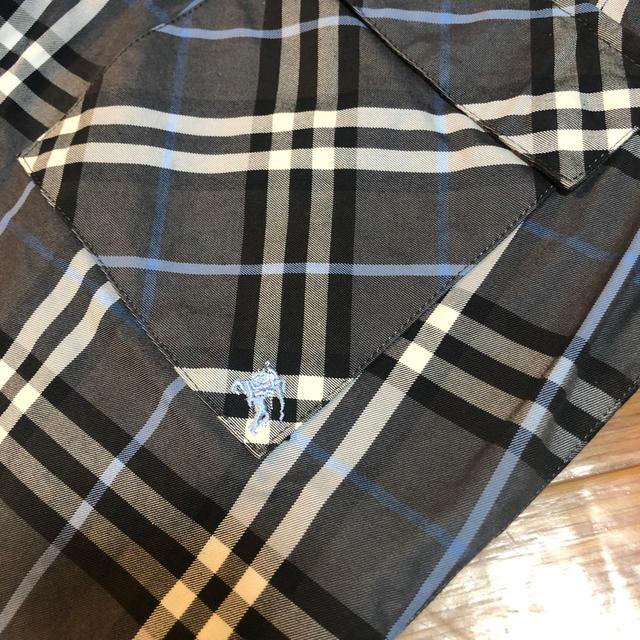 BURBERRY BLACK LABEL(バーバリーブラックレーベル)の美品 バーバリーブラックレーベル ノバチェック パンツ メンズのパンツ(チノパン)の商品写真