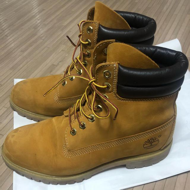 Timberland(ティンバーランド)のティンバーランドブーツ 26.5 メンズの靴/シューズ(ブーツ)の商品写真