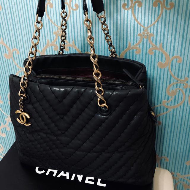CHANEL(シャネル)の秋様専用商品 レディースのバッグ(トートバッグ)の商品写真