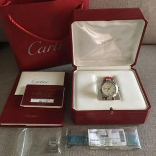 Cartier - 週末セール カルティエ パシャC GMTメリディアン