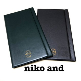 ニコアンド(niko and...)のniko and‥ カードケース (ファイル/バインダー)