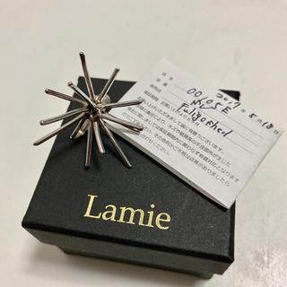 Lamie spark (M) イヤリング silver925(イヤリング)