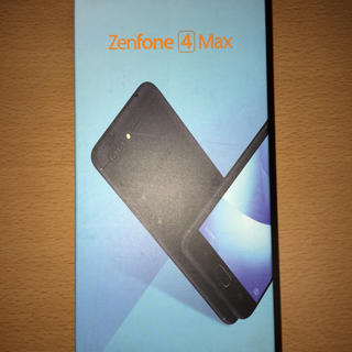 ASUS - ZenFone4 max 32GB SIMフリー 新品