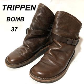 trippen - トリッペン ショートブーツ ボム 37/trippen CLOSED BOMB