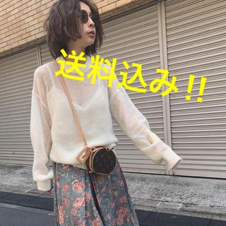 Ameri VINTAGE - 新品未使用★正規品 アメリ ビスチェパターンニットセット