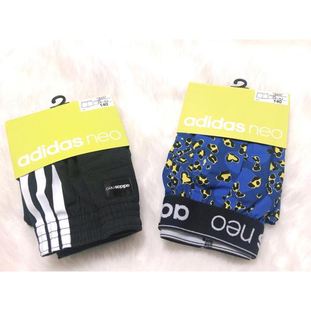adidas(アディダス)のadidas キッズパンツ 140 キッズ/ベビー/マタニティのキッズ服男の子用(90cm~)(パンツ/スパッツ)の商品写真