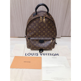 LOUIS VUITTON - ルイヴィトン パームスプリングスバックパック MM