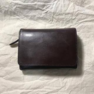 マーガレットハウエル(MARGARET HOWELL)のMARGARET HOWELL二つ折り財布(財布)