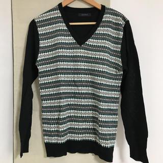 レイジブルー(RAGEBLUE)のRAGE BLUE ノルディック セーター ニット(ニット/セーター)