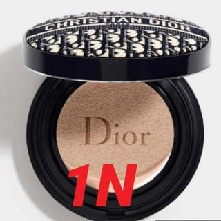 Dior - ディオール 限定クッションファンデ 1N