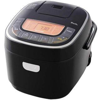 アイリスオーヤマ - アイリスオーヤマ 炊飯器 5.5合 マイコン式 31銘柄炊き分け機能 極厚火釜