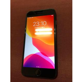 au - iPhone7 32GB ブラック エーユー