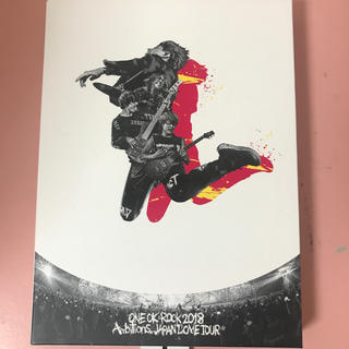 ONE OK ROCK - ワンオク DVD