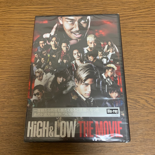 EXILE TRIBE - 映画 Blu-ray 「 HiGH&LOW THE MOVIE 」