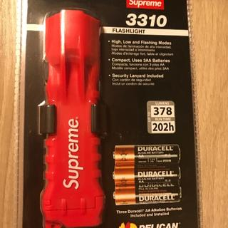 Supreme - 新品 Supreme Pelican 3310PL Flashlight