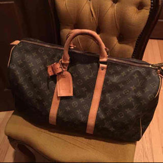 LOUIS VUITTON - Louis Vuitton ボストンバック