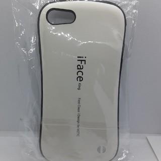 (新品) i face king iPhoneケース ホワイト(iPhoneケース)