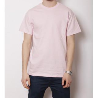 GILDAN 6.0オンス ウルトラコットン 無地Tシャツ ライトピンク(Tシャツ/カットソー(半袖/袖なし))