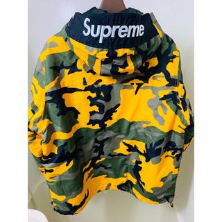 Supreme - Supreme 17FW HoodedLogoHalfZipPullover
