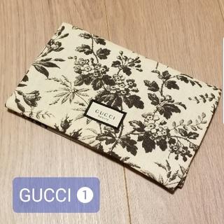 Gucci - GUCCI ポーチ ノベルティ 新品 ①