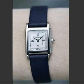 Tiffany & Co. - 今だけ値下げ♥️ティファニー 時計 美品