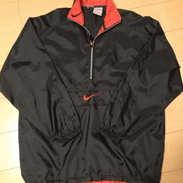 NIKE(ナイキ)のNIKE ナイロンジャケット アノラック adidas supreme メンズのジャケット/アウター(ナイロンジャケット)の商品写真