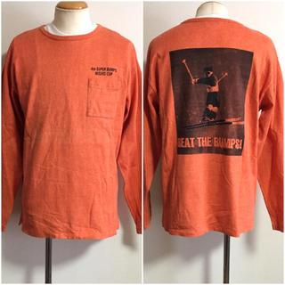 サンタモニカ(Santa Monica)の美品 ビンテージ スキーヤー プリント 長袖 Tシャツ ロンT XPV(Tシャツ/カットソー(七分/長袖))