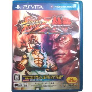PlayStation Vita - 【送料無料】STREET FIGHTER X 鉄拳 - PS Vita